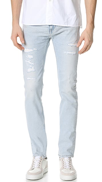 Levi's Made & Crafted Tack Slim Fit Jeans