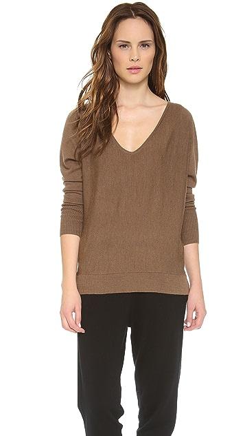 L'AGENCE Dolman Sweater