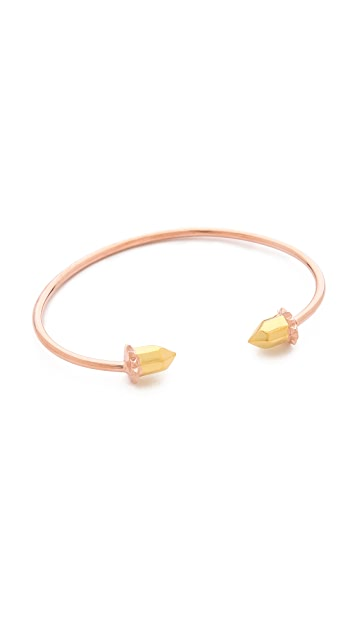 L'AGENCE Pointed Cuff