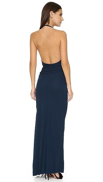 L'AGENCE Sabrina Wrap Dress