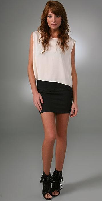 Les Halles The Bandage Miniskirt