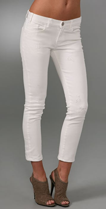 Les Halles The Straw Ankle Legging Jeans