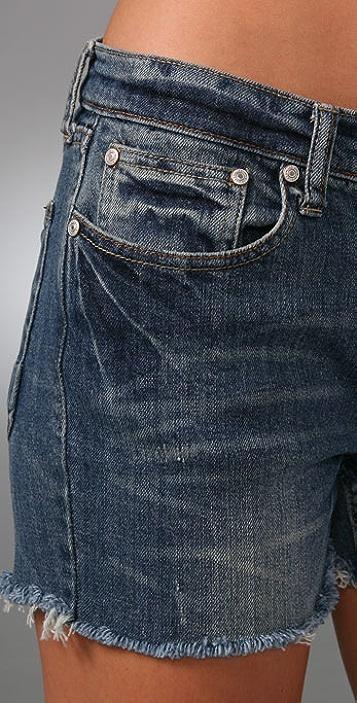 Les Halles The Zach Vintage Shorts