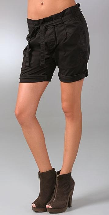 Les Halles Paper Bag Shorts