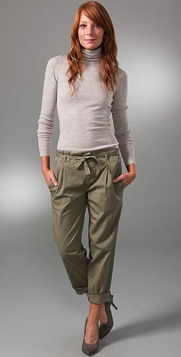 Les Halles Paper Bag Pants