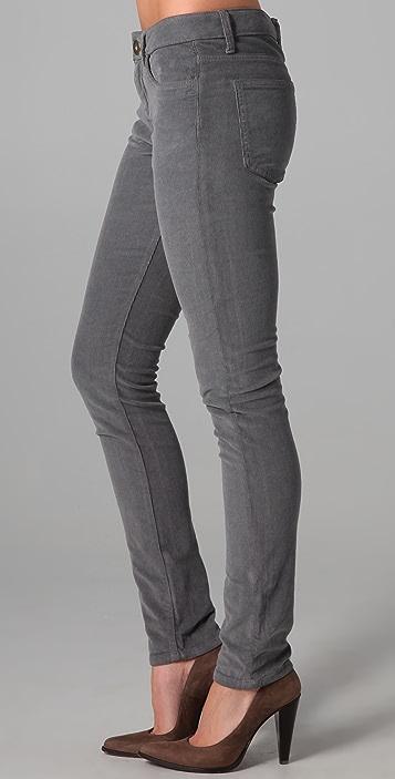 Les Halles The Stretch Skinny Corduroy Pants
