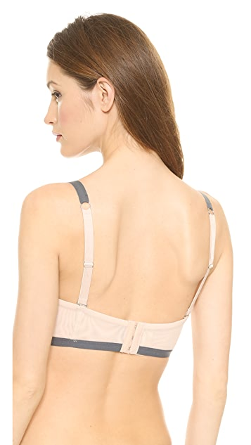 Love Haus Bonded Demi Padded Bustier