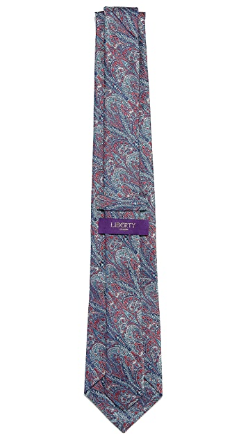 Liberty Paisley Tie