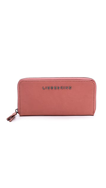 Liebeskind Sally Zip Continental Wallet
