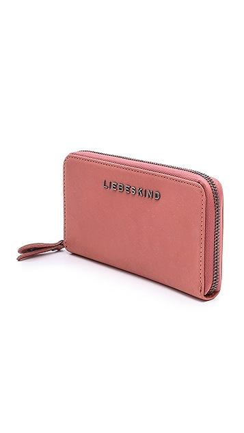 Liebeskind Sally Zip Continental Wallet