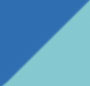 Submarine Blue/Aqua Mirror