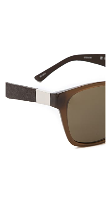 The Row Square Sunglasses