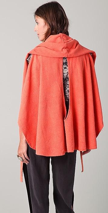 Lindsey Thornburg Slit Cloak