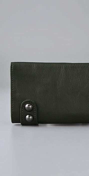 Linea Pelle Dylan Trifold Wallet