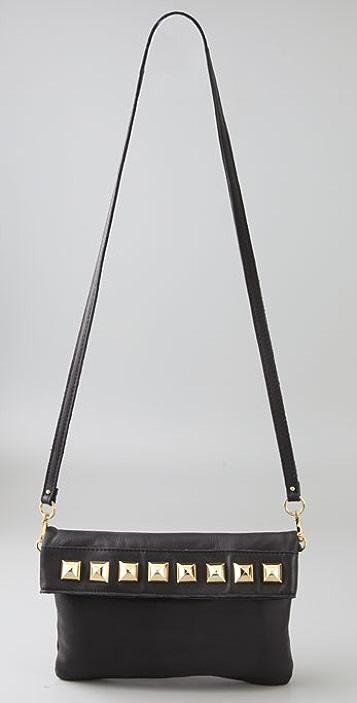 Linea Pelle Pyramid Stud Mini Bag