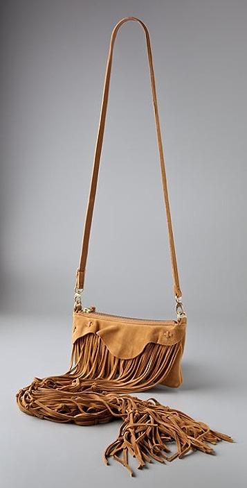 Linea Pelle Alex Mini Cross Body Bag