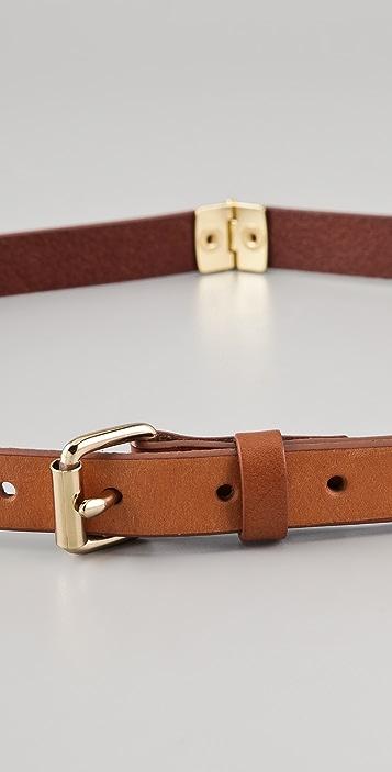 Linea Pelle Hinged Hip Belt