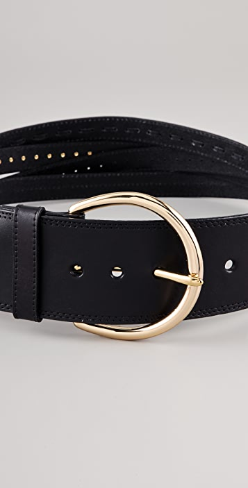 Linea Pelle Braided Hip Belt