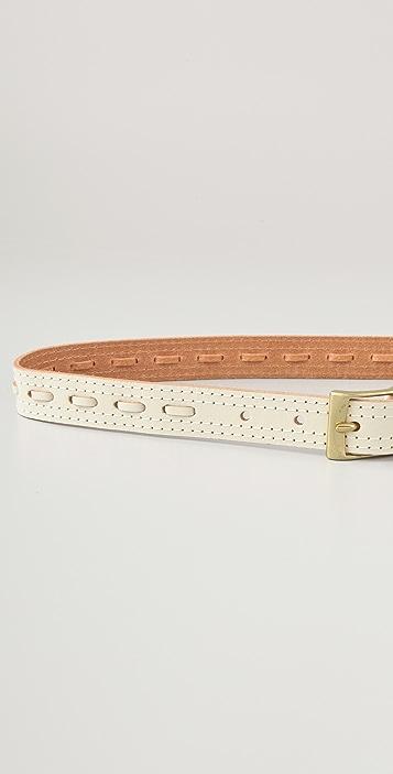 Linea Pelle Needle Stitch Hip Belt