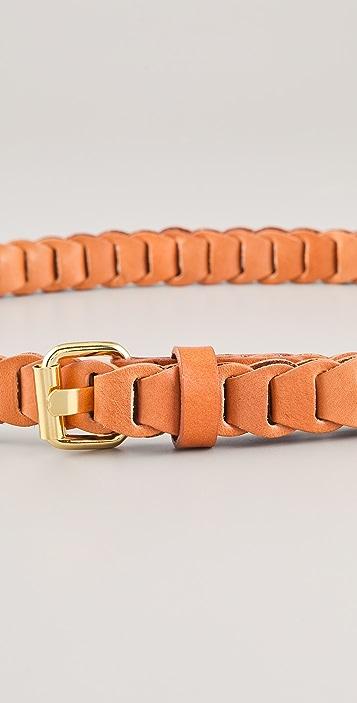 Linea Pelle Military Linked Hip Belt