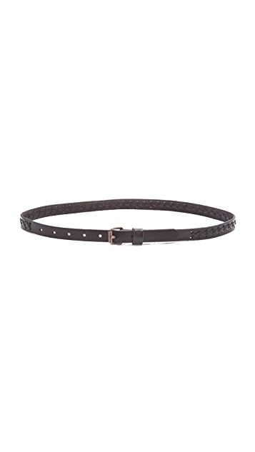 Linea Pelle Jesse Skinny Belt