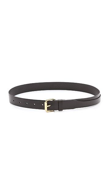 Linea Pelle Logan Pull Through Waist Belt
