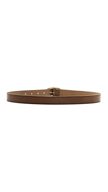 Linea Pelle Vintage Center Bar Hip Belt