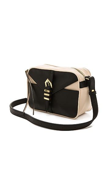 Linea Pelle Hayden Cross Body Bag