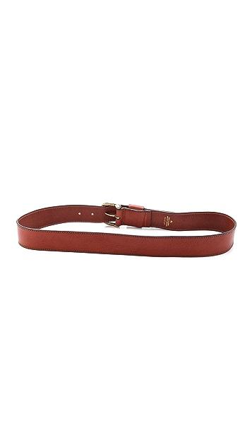 Linea Pelle Classic Leather Belt