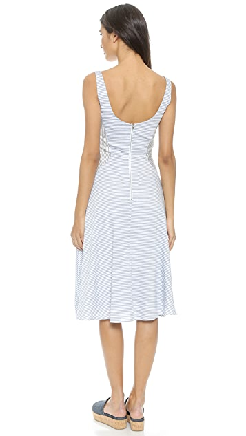 Line & Dot Wonder Swing Dress