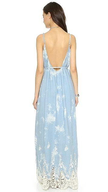 Line & Dot Muse Maxi Dress