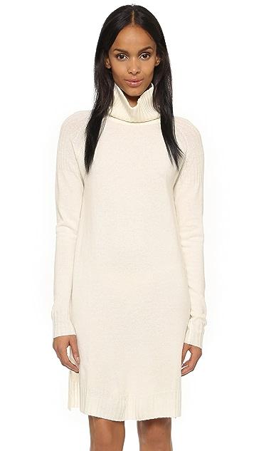 LINE Lawrence Turtleneck Sweater Dress