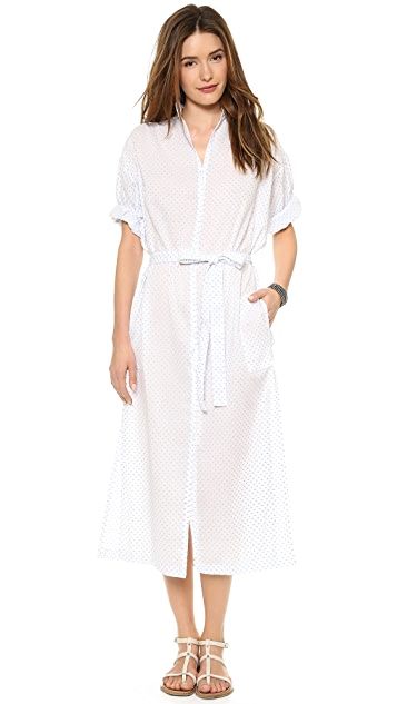 Lisa Marie Fernandez Shirt Dress