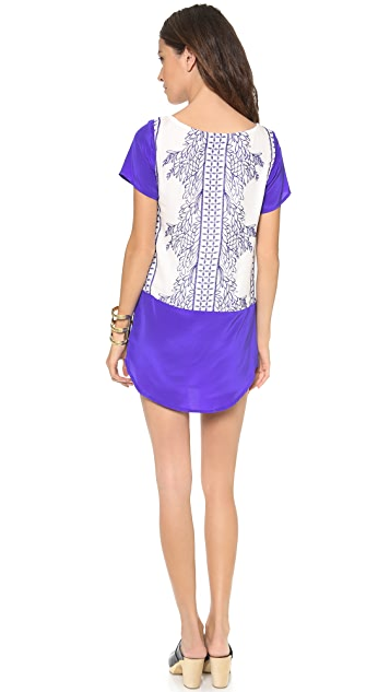 LIV Short Sleeve Shift Dress