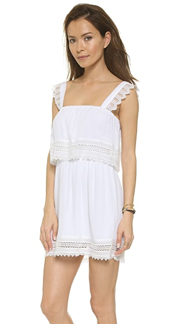 LIV Perry Tiered Dress