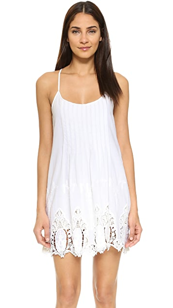 LIV Ganesha Pleated Dress
