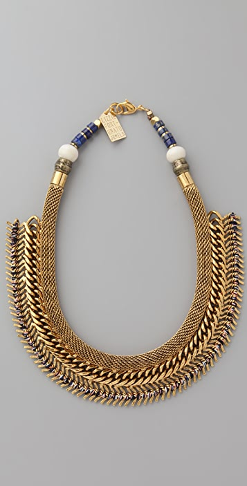 Lizzie Fortunato Bombas Necklace