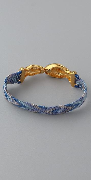 Lizzie Fortunato Antigua Bracelet