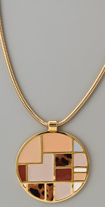 Lizzie Fortunato Canyon Country Pendant Necklace