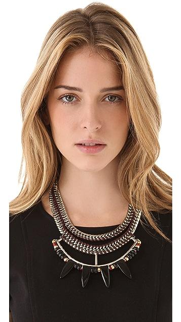 Lizzie Fortunato The Georgina Necklace