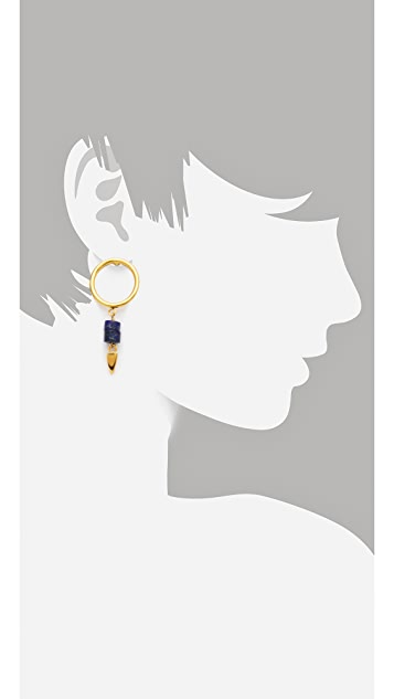 Lizzie Fortunato Wild Child Earrings