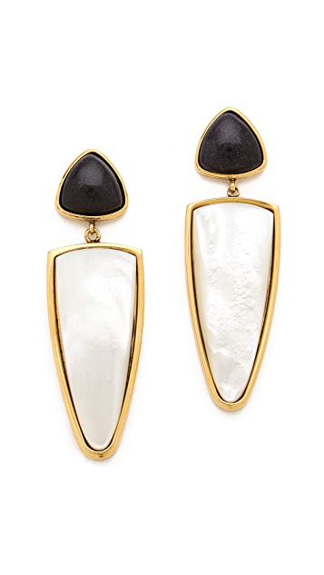 Lizzie Fortunato Lola II Earrings