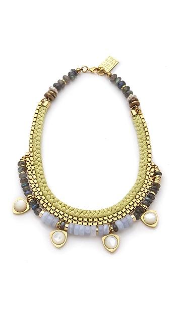 Lizzie Fortunato Sun Prairie Necklace