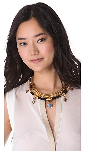 Lizzie Fortunato Polished Nonchalance Necklace