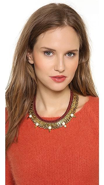 Lizzie Fortunato Conversation On Cool Necklace