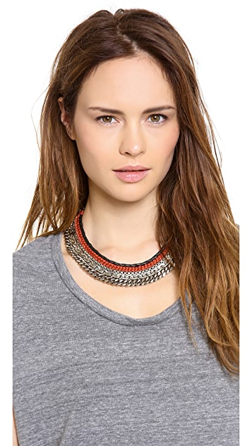 Lizzie Fortunato The Oxford Necklace