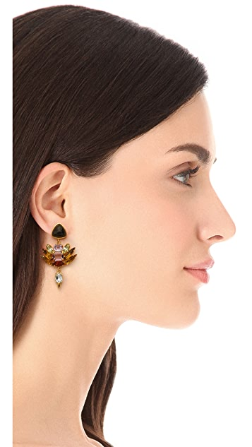 Lizzie Fortunato The Sahara Earrings