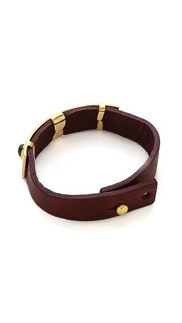 Lizzie Fortunato The Darby Bracelet