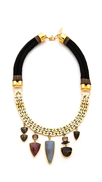 Lizzie Fortunato The Last Decade II Necklace