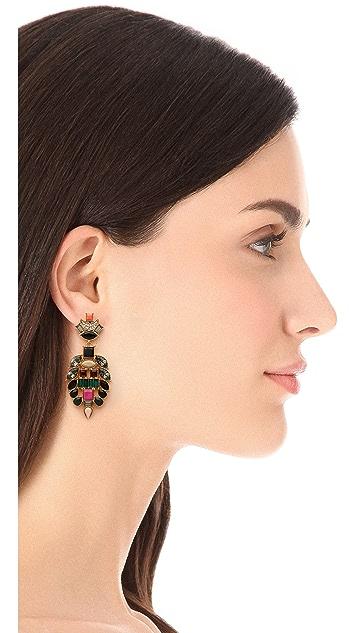 Lizzie Fortunato The Majestic II Earrings